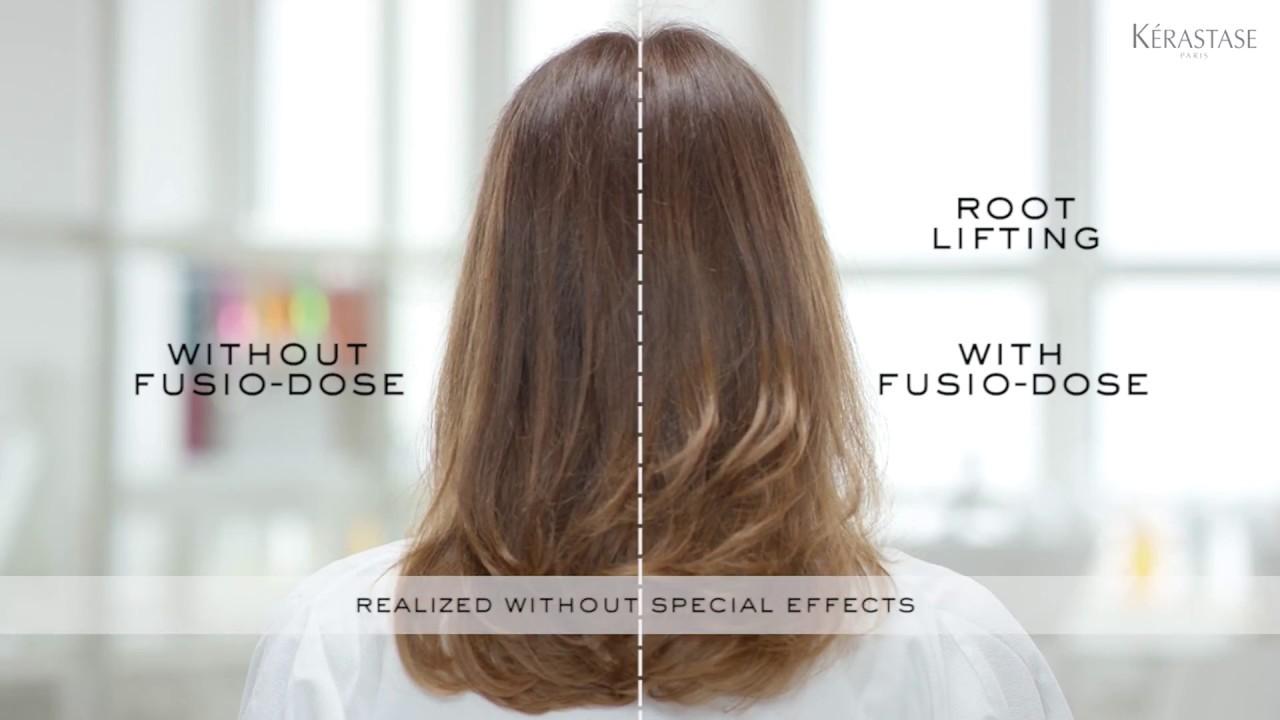 Résultat dun rituel soin cheveux avec Fusio-Dose